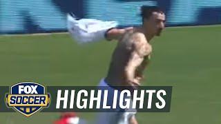 Download 90' in 90″ LA Galaxy vs. LAFC | 2018 MLS Highlights Video