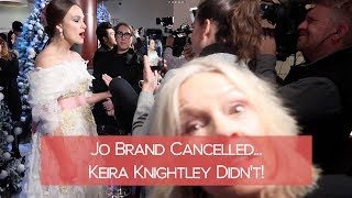 Download MIDDLEAGEDMINX | VLOG: JO BRAND CANCELLED... KEIRA KNIGHTLEY DIDN'T! Video