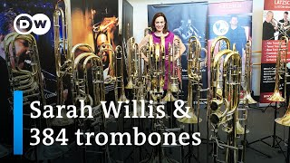 Download 384 Trombones in New York | Sarah's Music Video