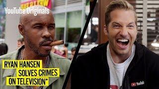 Download OFFICIAL TRAILER   Ryan Hansen Solves Crimes* on Television Season 2 Video