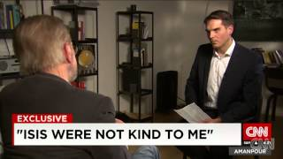 Download Journalist: ISIS were not kind to me Video
