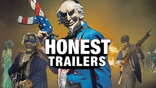 Download Honest Trailers - The Purge Video
