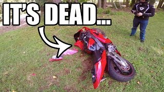 Download Crashing My Bike AFTER IT WAS SOLD... Video