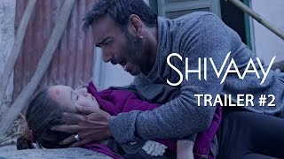Download Shivaay | Official Trailer #2 | Ajay Devgn Video