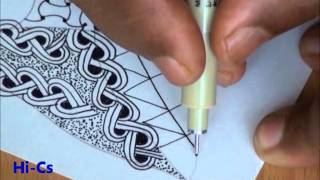 Download ABC of Zentangle H Video Video