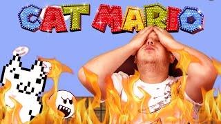 Download NEM AKAROK ERRŐL BESZÉLNI!!!!! :@ | Cat Mario 4 - TheVR RAGE Video