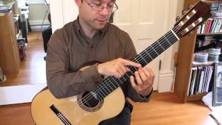 Download Lesson: Beginner Left Hand Exercises for Classical Guitar Video