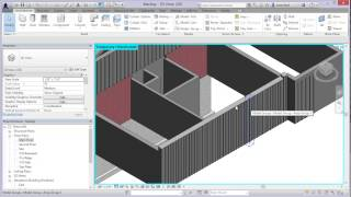 Download Modifying Wall Profiles and Sweeps in Revit 2014 ~ Board and Batten Walls Video