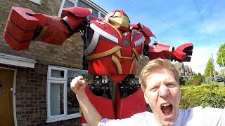 Download Homemade Hydraulic Hulkbuster Video