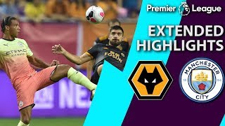 Download Wolves v. Manchester City | PREMIER LEAGUE ASIA TROPHY EXTENDED HIGHLIGHTS | 7/20/19 | NBC Sports Video