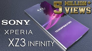 Download Sony Xperia XZ3 INFINITY Introduction Concept, Our Dream Xperia Design with 95% Screen Video