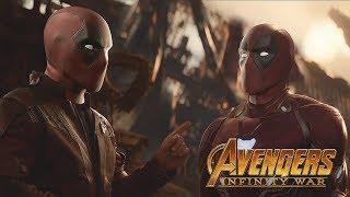 Download Infinity War trailer but everybody is DEADPOOL Video