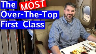 Download Is this the Best FIRST CLASS on the PLANET? Video
