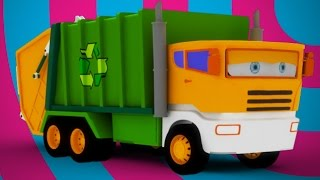 Download garbage truck for kids | videos for kids | learn transport Video