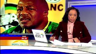 Download ANC chief whip Jackson Mthembu on the removal of Dr Makhosi Khoza Video