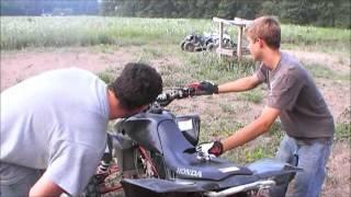 Download Ltr-450 yfz450 trx450r CRASH Video