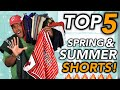 Download TOP 5 SHORTS FOR SPRING AND SUMMER! (AND WHERE TO BUY THEM) Video