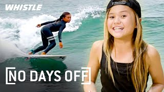 Download 10-Year-Old PRO Skater & Surfing PRODIGY | Sky Brown Video