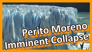 Download Argentina - Imminent collapse - Glaciar Perito Moreno Video