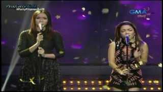 Download Party Pilipinas [R UK] - Opening 1 - Regine Velasquez, Kyla, La Diva, Rachelle = 2/17/13 Video