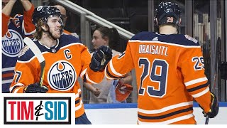 Download Plenty Riding On The Edmonton Oilers Getting Into The Playoffs | Tim and Sid Video