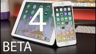 Download Apple iOS 11: Beta 4 Video