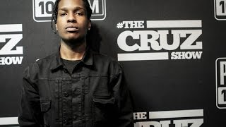 Download [EXCLUSIVE] A$AP Rocky FULL Interview + Freestyle on The Cruz Show Video