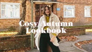 Download COSY AUTUMNAL LOOKBOOK | What Olivia Did Video