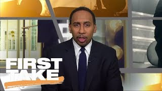 Download Stephen A. Smith declares the Legion of Boom is 'no more' this season   First Take   ESPN Video