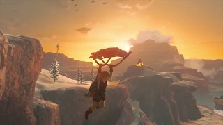 Download The Legend of Zelda: Breath of the Wild - NEW Gameplay & Weather Footage (Nintendo Switch) Video