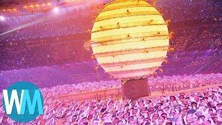 Download Top 10 Olympic Opening Ceremonies Video