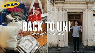 Download UNI VLOG: Moving Into My Student House + HUGE University Homeware Haul | Jack Edwards Video