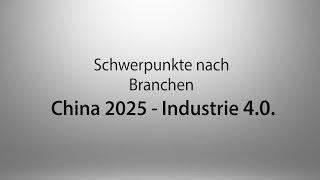 Download IDCA China 2025 und Industrie 4.0 Video