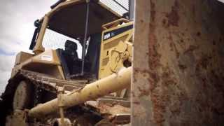 Download Cat® D5R Dozer in Action Video