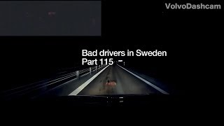 Download Bad Drivers in Sweden #115 Underground maze and all those saved seconds Video