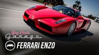 Download 2003 Ferrari Enzo - Jay Leno's Garage Video