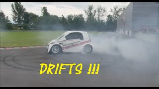 Download 450 HP Turbo Smart - Drifts and Flames Video