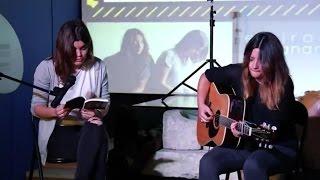 Download Recital de Elvira Sastre y Adriana Moragues en el Museo de Aguas de Alicante Video