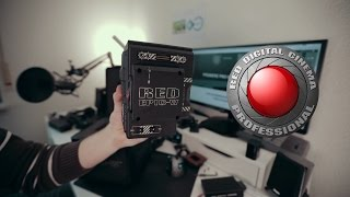 Download RED Epic-W (8K S35 Helium Sensor) Unboxing Video
