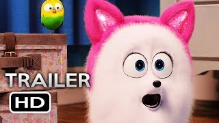 Download THE SECRET LIFE OF PETS 2 Official Teaser Trailer 5 (2019) Animated Movie HD Video