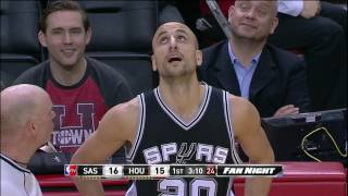 Download NBA Games of the Year - San Antonio Spurs at Houston Rockets from 12/20/2016 Video