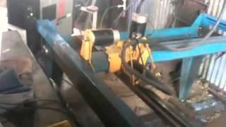 Download Plasma cam tube cutting Video