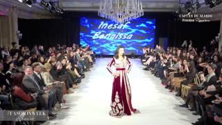 Download Inesaf BENAISSA - CAFTAN DU MAROC Premium Signature 2017 - Au Four Seasons George V Paris Video