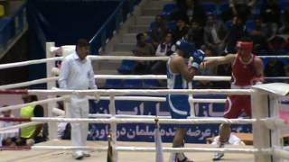 Download asia youth boxing championship india vs iran 81 k.g naveen kumar(3) Video