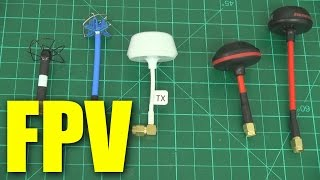 Download 5.8GHz FPV omnidirectional antenna shootout Video
