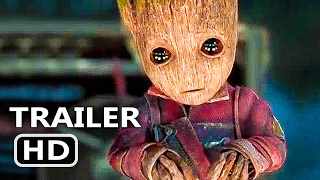 Download GUARDIANS OF THE GALAXY 2 Official Baby Groot TV Spot (2017) Superhero Movie HD Video