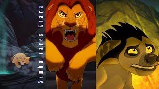 Download Simba saves Kiara from hyenas (FANMADE) Video