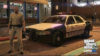 Download LSPDFR #497 LSMPD!! (GTA 5 REAL LIFE POLICE PC MOD) VEGAS NIGHT Video