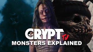 Download CRYPT TV'S Scariest Monsters Explained Video