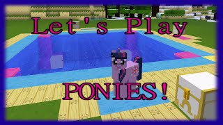 Download Fishing Games! [93] Mine Little Pony - Minecraft PC Video